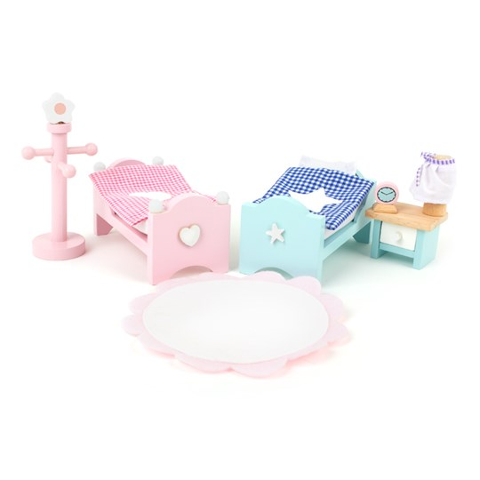 Le Toy Van Daisylane Childrens Bedroom Set Multi