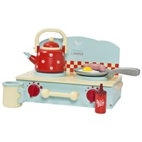 Le Toy Van Camper Mini Stove Set Multi