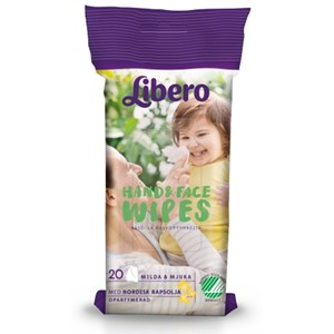 Image of Libero Hand- and Face Napkins (2839674685)