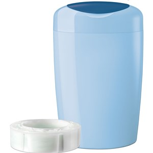 Image of Tommee Tippee Simplee Sangenic Diaper Disposal Blue (3040605277)