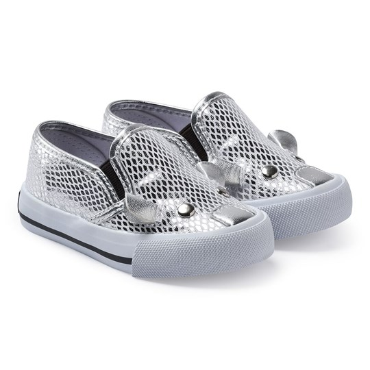 Little Marc Jacobs Trainers Sneakers Light Grey Cockatoo