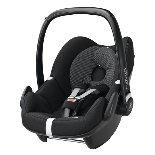 Maxi-Cosi Pebble Infant Car Seat Black Raven 2017 Black Raven