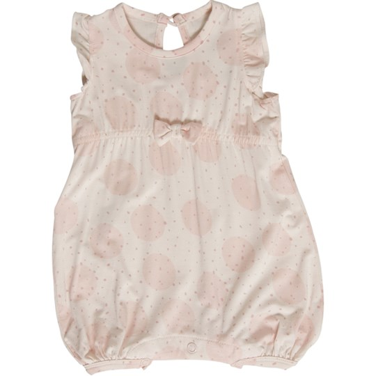 Hust&Claire Rose Tan Romper Pink