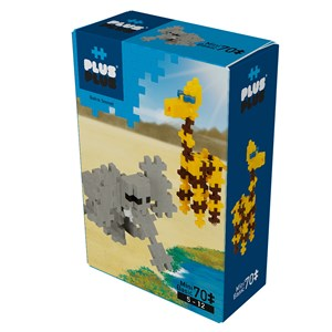 Image of Plus Plus Plus Plus MINI Basic 70 Safari (3037563791)