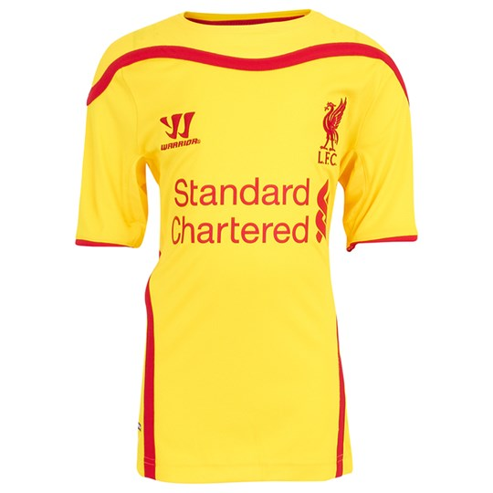 Liverpool FC Official 2014/15 Away Shirt