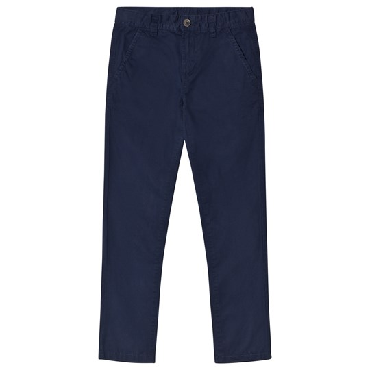 United Colors of Benetton Classic Chino Trouser Navy Navy