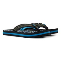 Reef Glow in the Dark Treasure Map Ahi Sandals UGL BLUE GLOW