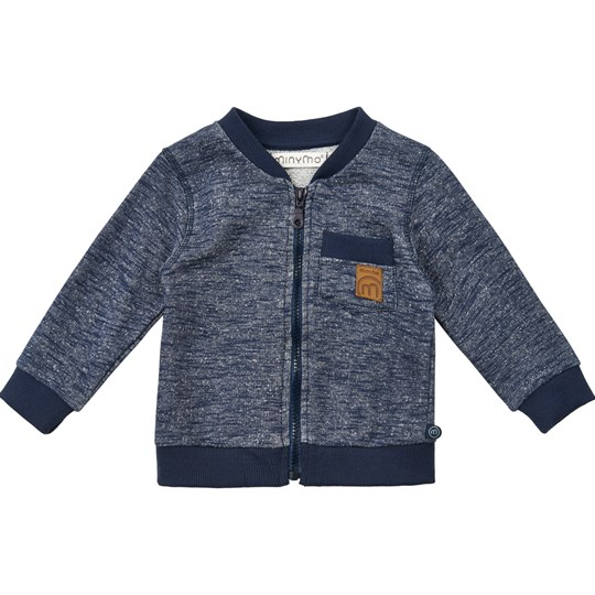 Minymo Cardigan, Jake 44, Dark Navy Navy