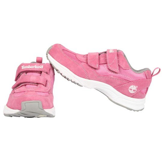 Timberland Trail Finder Hook & Loop Pink Pink
