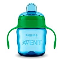 Philips Avent Spout Cup 200 ml (7oz) Blue Beige