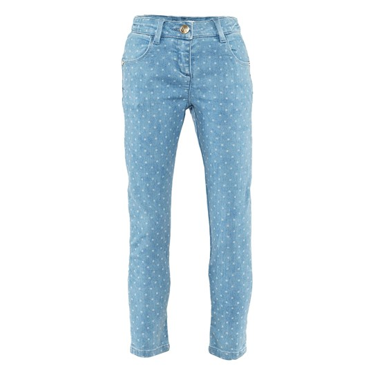 Little Marc Jacobs Denim Trousers Bleach