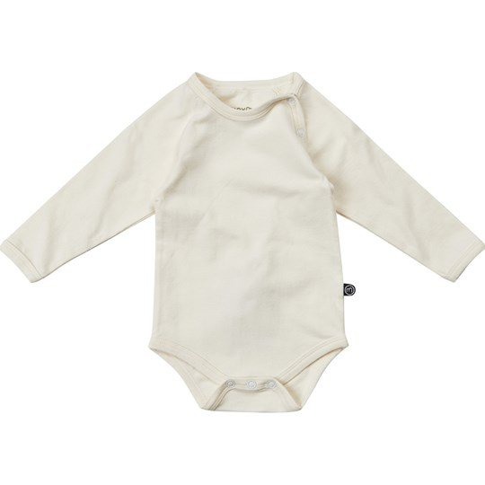 Minymo Grow Body LS White White