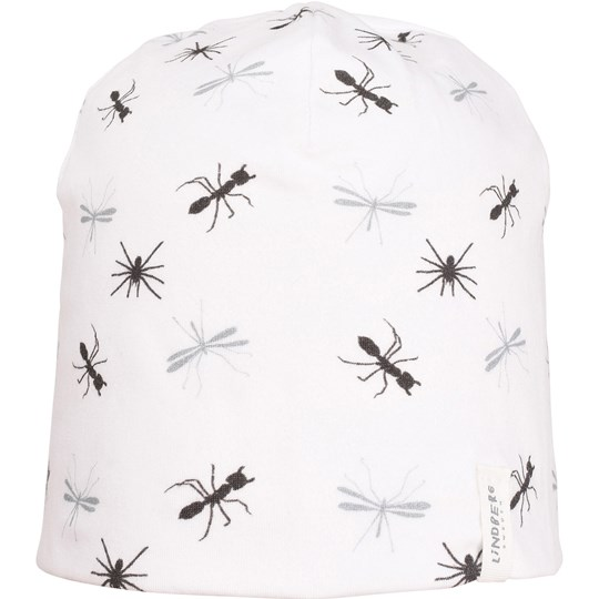 Lindberg White Insect Hat White