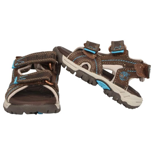 Timberland Leather Trail Sandal Brown BROWN