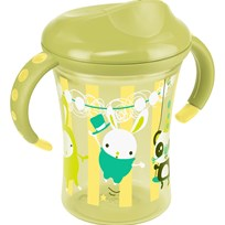 NUK Mugg, Trainer Cup, 250 ml, Grön Green
