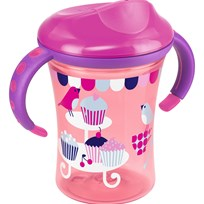 NUK Mugg, Trainer Cup, 250 ml, Violett Purple