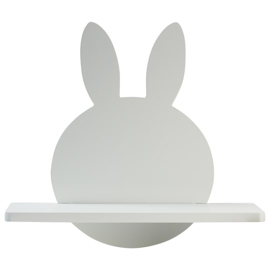 JOX Jox Furniture Rabbit Shelf White Multi