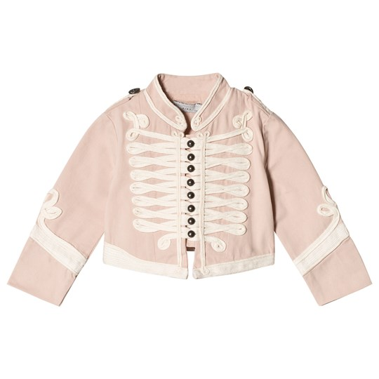 Stella McCartney Kids Will Militär Jacka Rosa 5768
