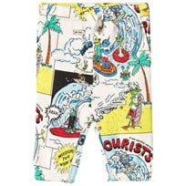 Stella McCartney Kids Loopie Tourist Print Sweatpants 9085