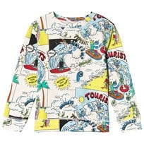 Stella McCartney Kids Multi Colour Biz Tourist Sweatshirt 9085