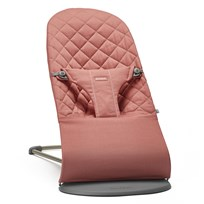 Babybjörn Baby Bouncer Bliss Cotton Terracotta Pink Pink