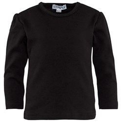 My Only Lace Collar T-Shirt Black