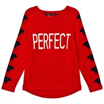 Perfect Moment Red Perfect Print Ski Sweater Red