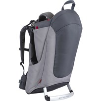 Phil and Teds Bärstol, Metro Carrier, Charcoal Black