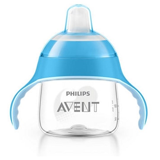 Philips Avent Penguin Spout Cup 200 ml (7 oz) Blue Blue