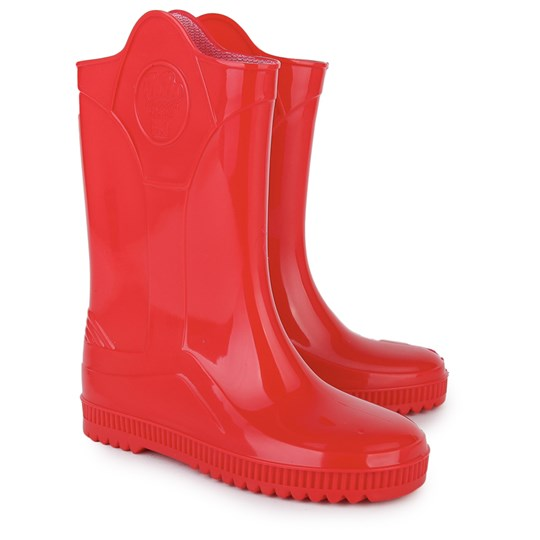 Project Jelly Rain Boots Red Red
