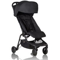 Mountain Buggy Nano Black V2 Black
