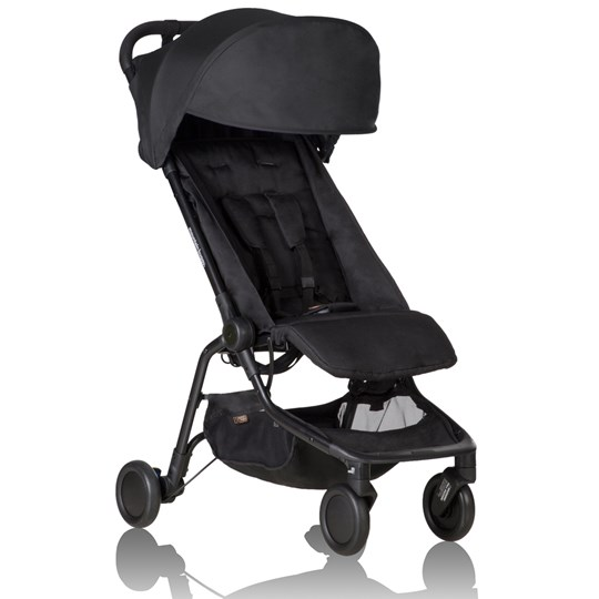Mountain Buggy Nano Stroller V2 Black