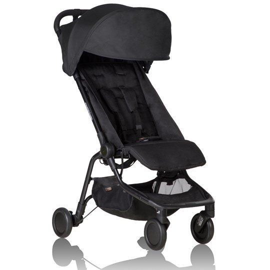 Mountain Buggy Nano Klapvogn V2 Black