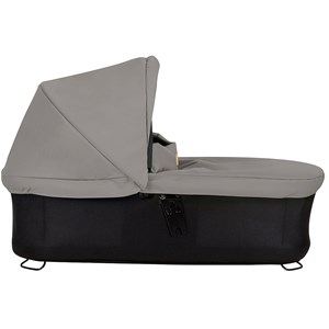 Image of Mountain Buggy Carrycot Plus Swift/Mini Silver (3018356789)