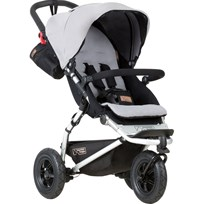 Mountain Buggy Sittvagn, Swift 3.1, Silver Multi