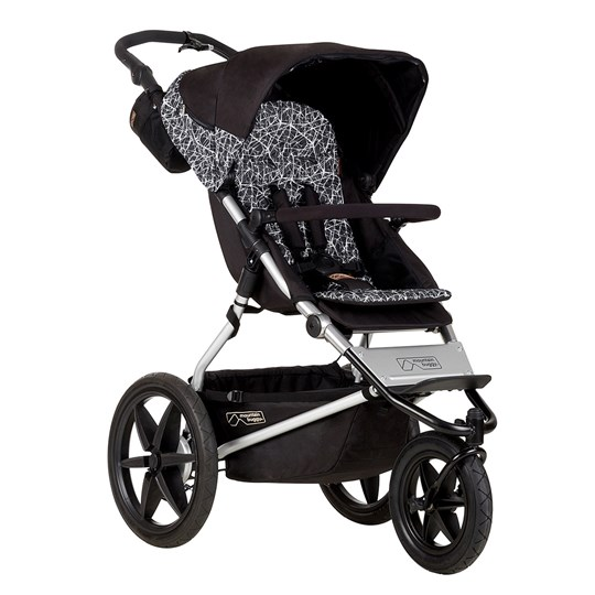 Mountain Buggy MB Terrain Graphite Black