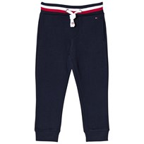 Tommy Hilfiger Navy Branded Sweatpants 431