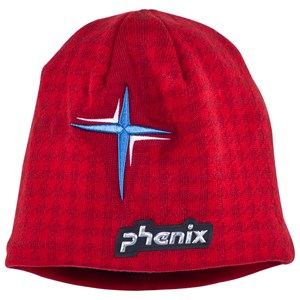 Image of Phenix Sagne Beanie Red (2995683877)