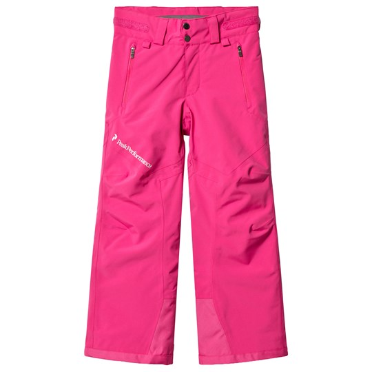 Peak Performance Pink Trinity Ski Pants 5AY