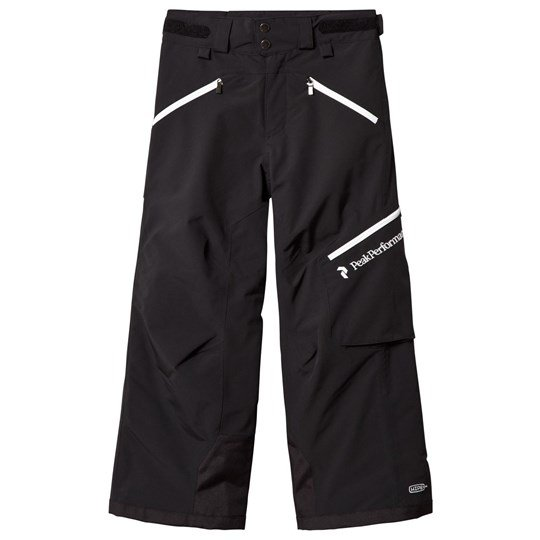 Peak Performance Black Cliff Ski Pants 050