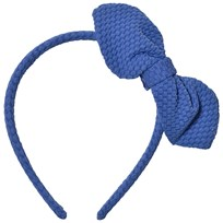United Colors of Benetton Bow Head Band Blue Purple