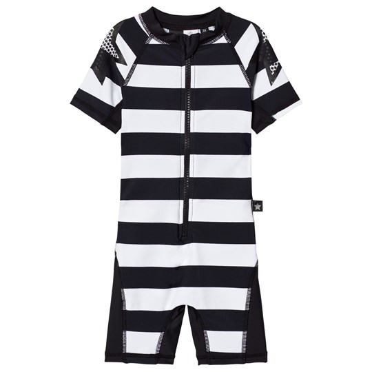 Molo Neka Striped Swimsuit Striped