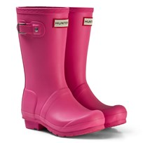 Hunter Original Wellington Boots Fuchsia Pink