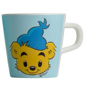 Image of rattstart Light Blue Bamse Print Mug (2908499823)