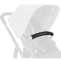 UPPAbaby Cruz Leather Stötfångarskydd Svart Black