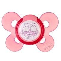Chicco Physio Comfort Pacifier 6-12m Silicone Pink Pink