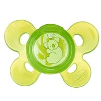 Chicco Physio Comfort Pacifier 12m+ Silicone Green Green
