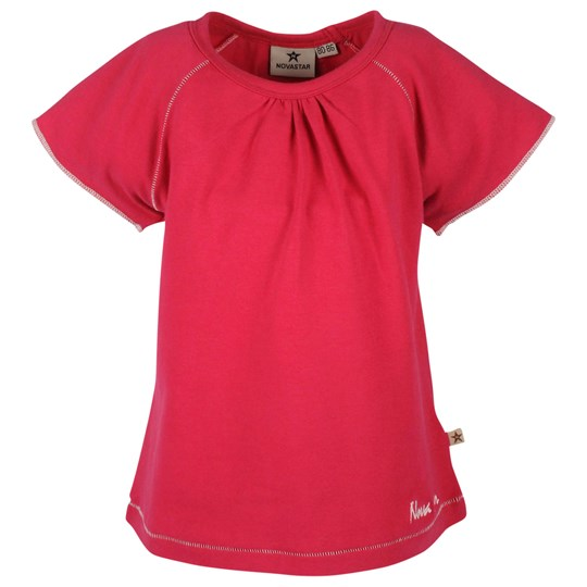 Nova Star Girlie Top Rose Pink