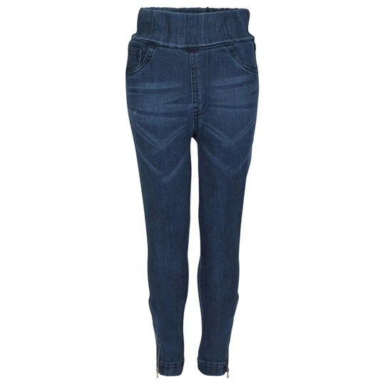 Nova Star Denim Leggings Blue