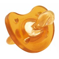 Chicco Physio Soft Pacifier 6-12m Latex Yellow